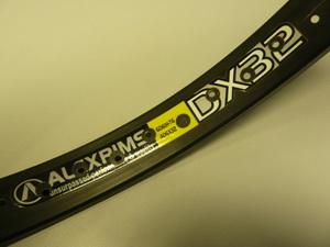 "Alexrims обод 20""(406х32) 48Н DХ32  540гр. чёрн."