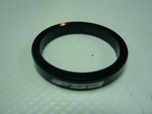"""Кольцо р/к 1-1/8"""" H 5мм FSA чёрн. *"""