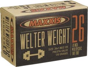 Maxxis Камера WelterWeight 26х1.90/2.125 0.90мм 230гр.Schrader (IB63803200)