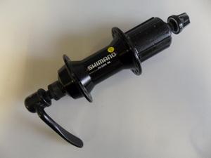 Shimano втулка зад.FH-2200,36Н чёрн.
