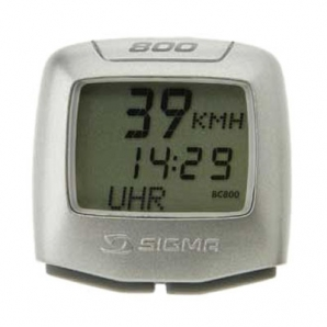 Sigma Велокомпьютер BC  800 Baseline 8функций ( 8610 )