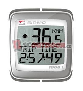 Sigma Велокомпьютер ВС 1606L Topline 16функций ( 06160 )---