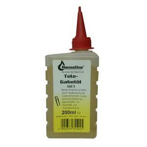 Прочее Hanseline масло для вилок и амортизаторов гидр.торм. SAE5 200мл (355025)