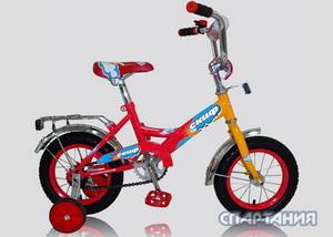 "Велотехника велосипед 12"" Скиф 012"