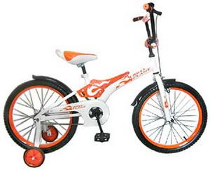"Велотехника велосипед 12"" MTR Cross Flame KG1212"