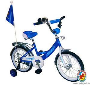 """Велотехника велосипед 12"""" Конёк-Горбунок Дельфин KG1205"""