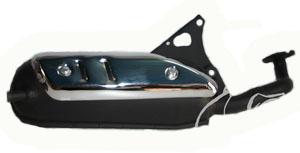 Yamaha глушитель JOG 50 2т