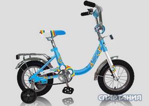 """Велотехника велосипед 12"""" Барсик"""