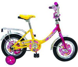 """Велотехника велосипед 12"""" Навигатор """"Lady"""" 12021-12023"""