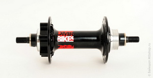 DMR втулка задн. 36Н Revolver Single Speed Mini (135мм х 100мм) диск