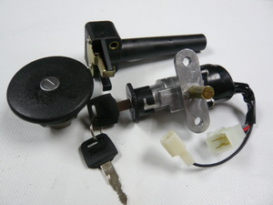 Yamaha замок зажигания +бард+п/б JOG 3KJ (5пр)
