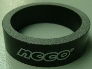 "Кольцо р/к 1-1/8"" H10мм Neco al карбон"