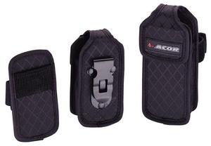 Сумка ACOR на руль и на пояс для телефона ABG2502 чёрн.   ---