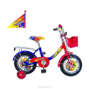 "Велотехника велосипед 12"" Навигатор ""Ну погоди!"""