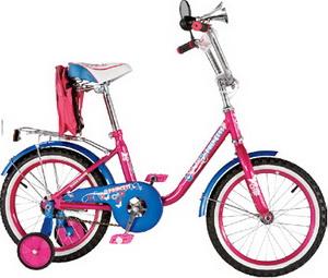 """Велотехника велосипед 12"""" Конёк-Горбунок Princess KG1202"""