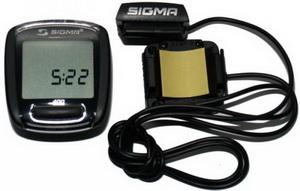 Sigma Велокомпьютер ВС  400 Baseline 5функций (5910)