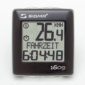 Sigma Велокомпьютер ВС 1609 Topline 16функций (01690 )