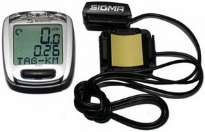 Sigma Велокомпьютер ВС  700 Baseline 8функций ( 8910 )