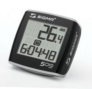 Sigma Велокомпьютер ВС  509 Topline 5функций ( 05190 )