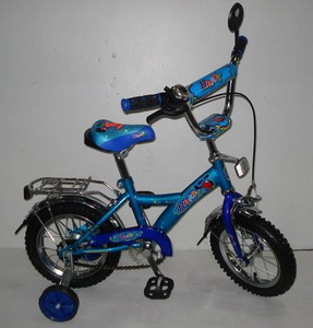 "Велотехника велосипед 12"" Пилот А-12"