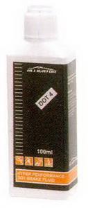 Прочее Жидкость для гидр. тормозов Alligator DOT-4 (100ml)