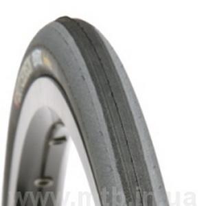 Hutchinson Покрышка EGUINOX 700х23 33tpi стальной корд,слик,чёрн.-синяя