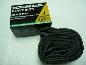 "Kenda велокамера 26""х2.4/2.75 0.87мм  A/V 33мм 369гр. Extreme (512685)"