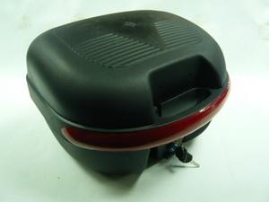Скутер багажник ZH-938 17л с ручкой матовый