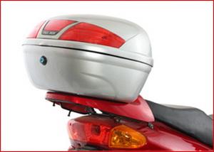 Скутер багажник ZH-518С 25л глянцевый