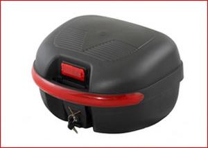 Скутер багажник ZH-169А 27л с ручкой матовый