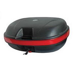 Скутер багажник ZH-999 40л с ручкой матовый (на 2 шлема)