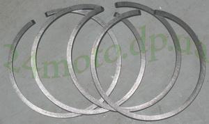ИЖ кольцо поршневое Юп 62,00 (норма) Россия