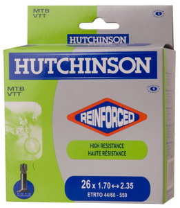 Hutchinson Велокамера 26х1.7-2.35 АV32мм