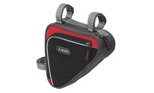 Сумка ABUS ST 3250 Boundary на раму чёрно-красная 429514