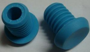 Velo грипстоппер VLP-87 кратоновые клон ODI голубые