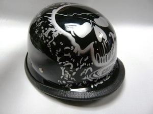 Мотоформа Мотошлем COBRA Skull (307) череп