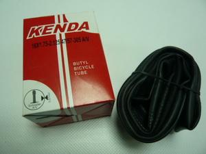 "Kenda велокамера 16""х1.75/2.125 0.87мм  A/V 33мм 98гр.(511303)"
