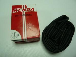 "Kenda велокамера 24""х1.3/8 (540-37) 0.87мм  A/V 33 мм 122гр.(511341)"