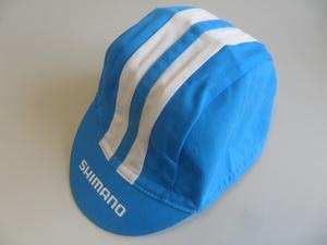 Велоформа Бейсболка Shimano синяя