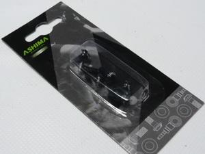 Ashima Болт М5х10мм для ротора Al7075 чёрный  под ключ Т20 ( 6шт)   *