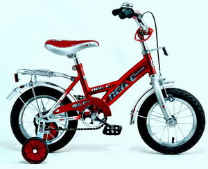 """Велотехника велосипед 12"""" Пегас 120502P"""
