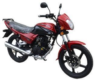 Мототехника мотоцикл Apache Sport 125 СХМ125С TIS